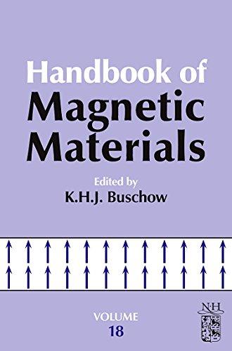 9780080548142: Handbook of Magnetic Materials, Volume 18
