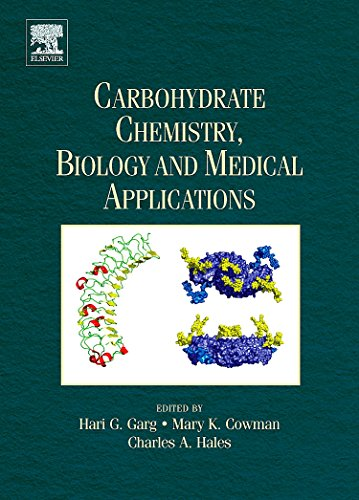 9780080548166: Carbohydrate Chemistry, Biology and Medical Applications