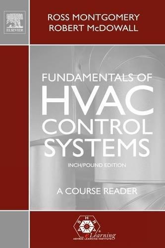 9780080552330: Fundamentals of HVAC Control Systems: IP Edition Hardbound Book