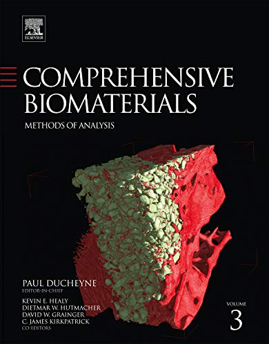 9780080552972: Comprehensive Biomaterials, Vol. 3
