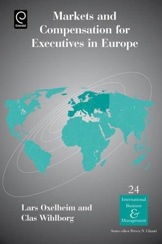 9780080557380: Market and Compensation for Executives in Europe (International Business Management) (International Business Management) (International Business & Management): 24