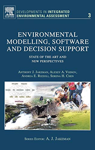 9780080568867: Environmental Modelling, Software and Decision Support, Volume 3: State of the art and new perspective (Developments in Integrated Environmental Assessment)