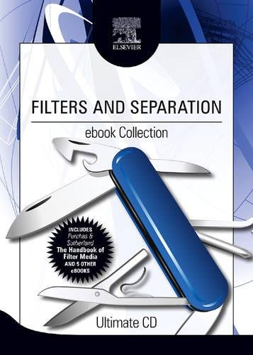 9780080878300: Filters and Separation ebook Collection: Ultimate CD