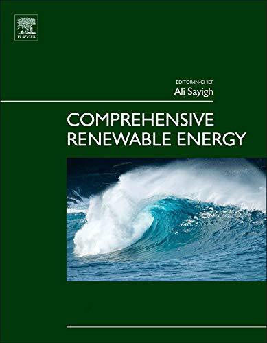 9780080878720: Comprehensive Renewable Energy (8 Volume Set)