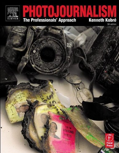 9780080885537: Photojournalism: The Professionals' Approach