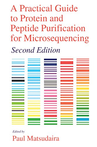 9780080924618: [(A Practical Guide to Protein and Peptide Purification for Microsequencing)] [Author: Paul T. Matsudaira] published on (July, 1993)