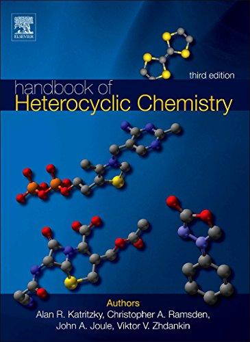 9780080958439: Handbook of Heterocyclic Chemistry