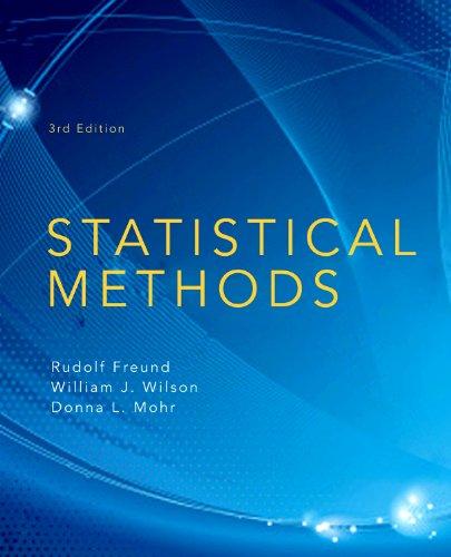 9780080961033: Statistical Methods, 3rd ed.