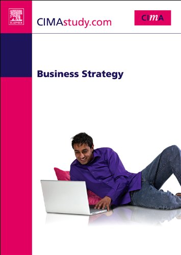9780080964539: CIMAstudy.com Business Strategy