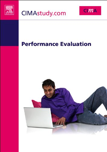 9780080964768: CIMAstudy.com Management Accounting Performance Evaluation