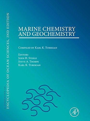 9780080964836: Marine Chemistry & Geochemistry