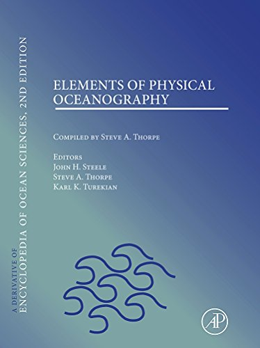 9780080964850: Elements of Physical Oceanography: A derivative of the Encyclopedia of Ocean Sciences