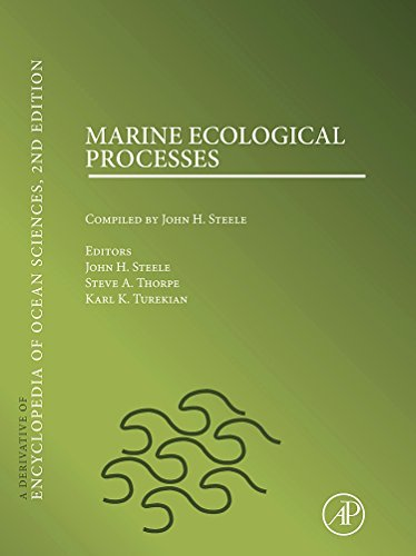 9780080964881: Marine Ecological Processes,
