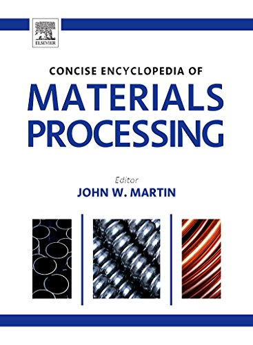 9780080964928: The Concise Encyclopedia of Materials Processing