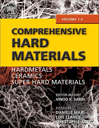 9780080965277: Comprehensive Hard Materials
