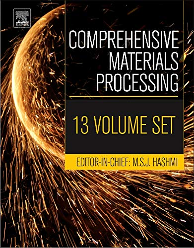 9780080965321: Comprehensive Materials Processing [THIRTEEN VOLUME SET]