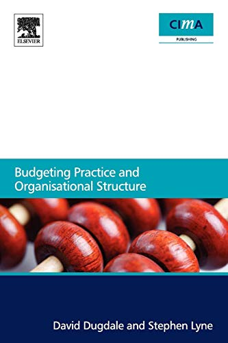 9780080965901: Budgeting Practice and Organisational Structure
