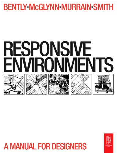 9780080966205: Responsive Environments: A Manual for Designers