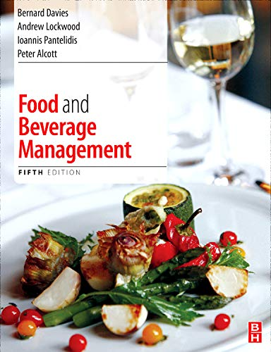 9780080966700: Food and Beverage Management, Fifth Edition