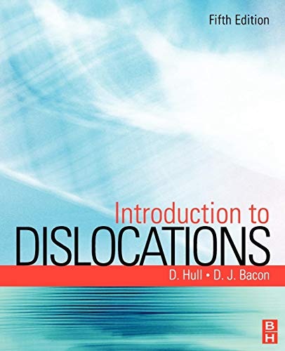 9780080966724: Introduction to Dislocations, Fifth Edition