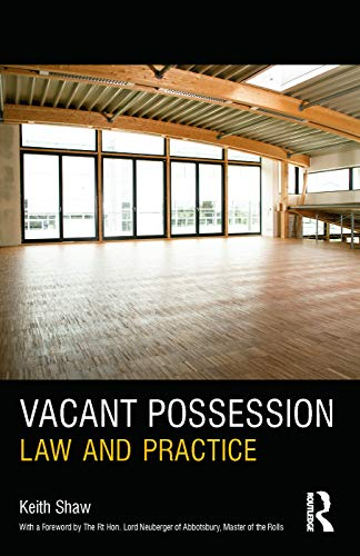 9780080966809: Vacant Possession