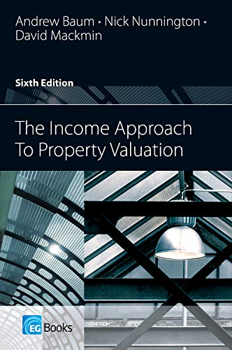 9780080966908: The Income Approach to Property Valuation