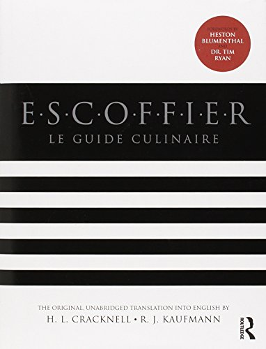 9780080967721: Escoffier, 2nd Edition
