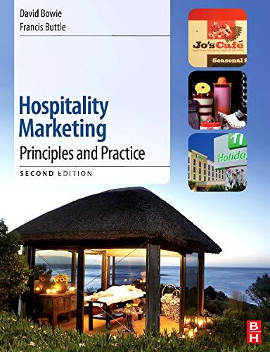 9780080967912: Hospitality Marketing