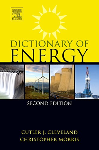 9780080968117: Dictionary of Energy