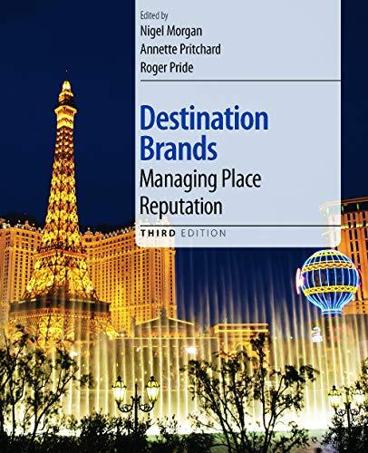 9780080969305: Destination Brands: Managing Place Reputation