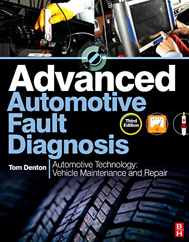 9780080969558: Advanced automotive fault diagnosis