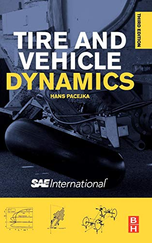 9780080970165: Tire and Vehicle Dynamics, Third Edition