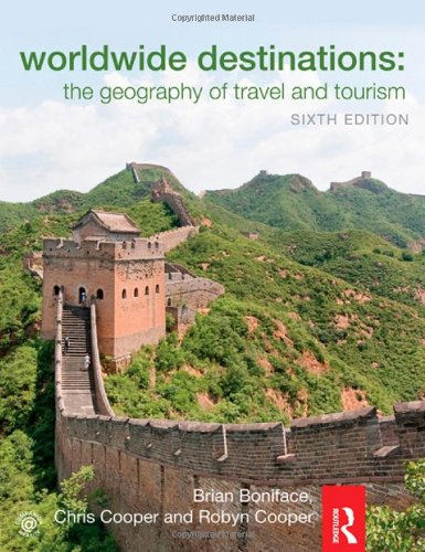 9780080970400: Worldwide Destinations: The geography of travel and tourism (Volume 1)