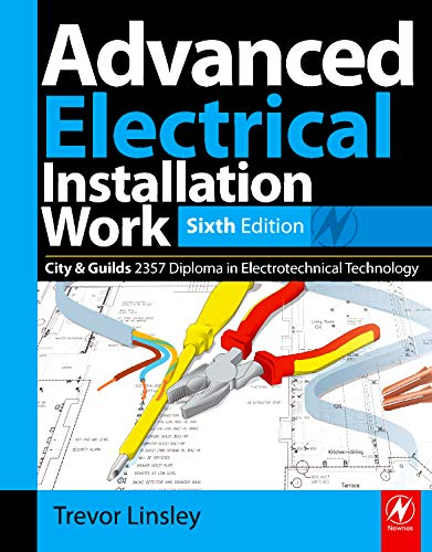 9780080970424: Advanced Electrical Installation Work, Sixth Edition