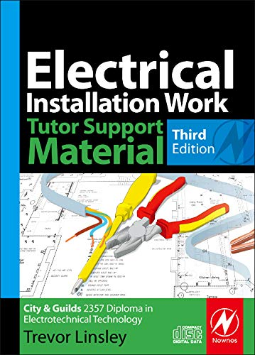 9780080970554: 2357 Electrical Installation Work Tutor Support Material