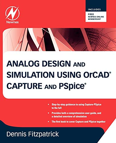 9780080970950: Analog Design and Simulation using OrCAD Capture and PSpice