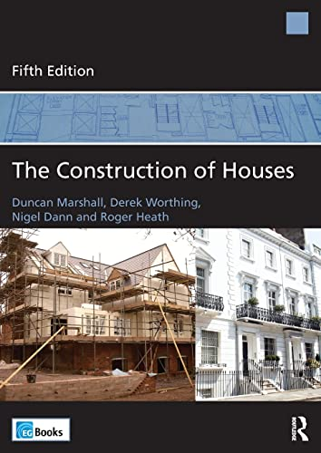 9780080971001: The Construction of Houses (Volume 1)