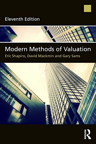 9780080971162: Modern Methods of Valuation