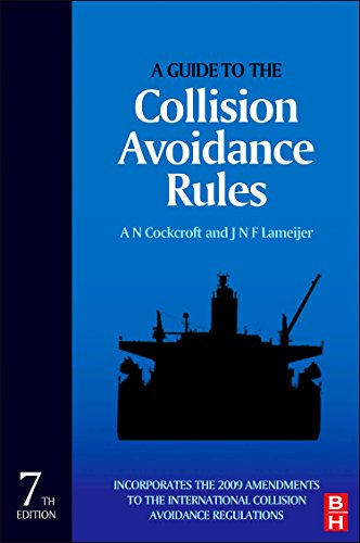 9780080971704: A Guide to the Collision Avoidance Rules, Seventh Edition