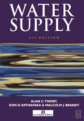 Water Supply: Alan C. Twort