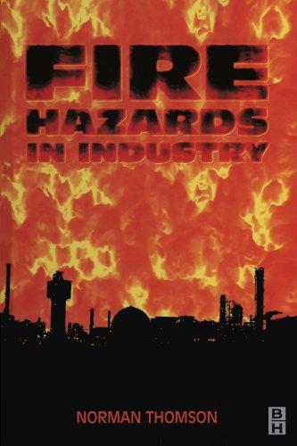 9780080971858: Fire Hazards in Industry