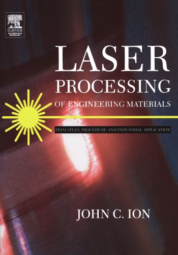 9780080971896: Laser Processing of Engineering Materials: Principles, Procedure and Industrial Application