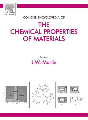 9780080971957: Concise Encyclopedia of the Chemical Properties of Materials