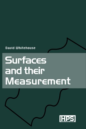 9780080972015: Surfaces and their Measurement