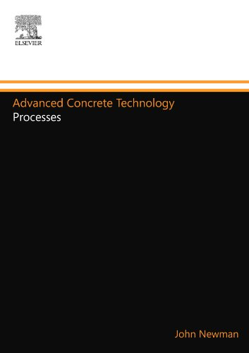 9780080972060: Advanced Concrete Technology: Processes