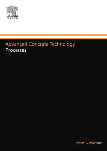 9780080972060: Advanced Concrete Technology: Processes