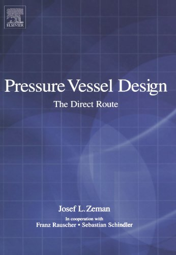 9780080972145: Pressure Vessel Design: The Direct Route