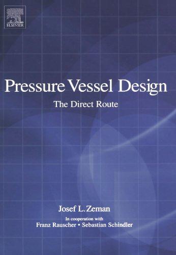 9780080972145: Pressure Vessel Design: The Direct Route