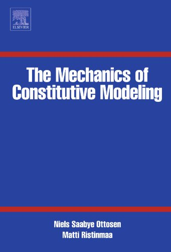 9780080972312: The Mechanics of Constitutive Modeling