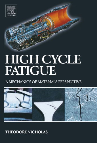9780080972336: High Cycle Fatigue: A Mechanics of Materials Perspective